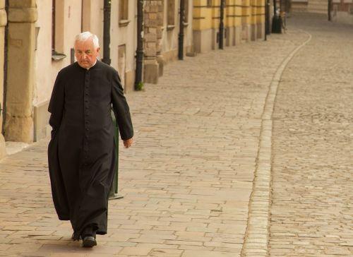 priest europe medieval