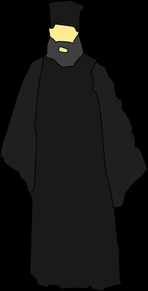 priest catholic monk