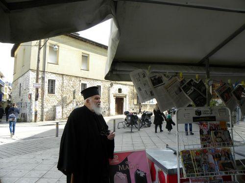 priest greece ioannina