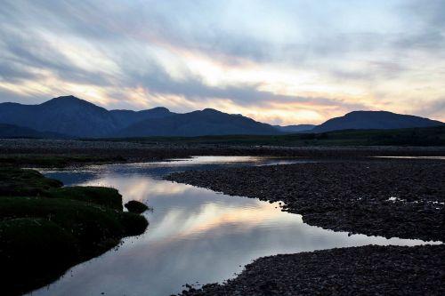 pril sunset western highlands