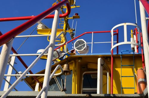 primary colors ferry pipes