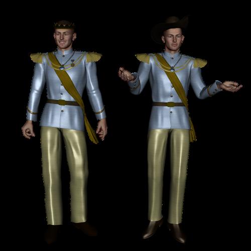 prince crown fantasy