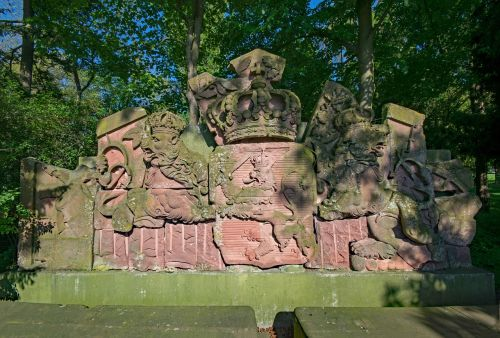 prince-emil-garden darmstadt hesse