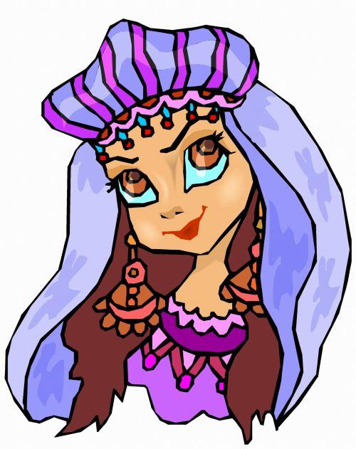 mergaitė, iliustracija, piešimas, išraiška, eskizas, figūra, princesė, pasaka, princese 2