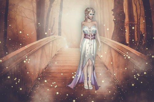princess  magic  sorceress