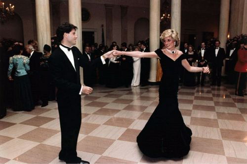 princess diana john travolta princess of wales