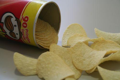 pringles chips snack