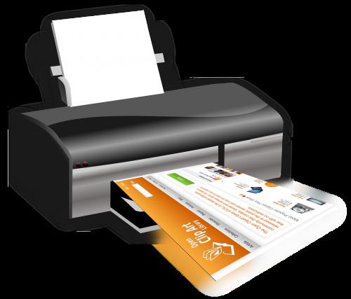 print printer printing