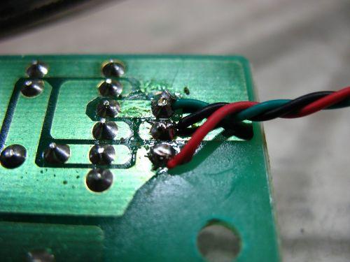 printed circuit board printed circuit soldering