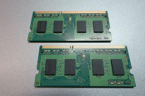 printed circuit board memory green