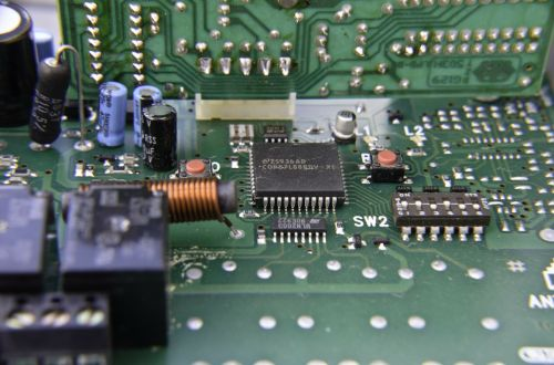 printed circuit board electronics circuits