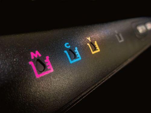 printer color cmjn