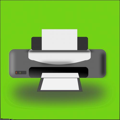 printer printing device