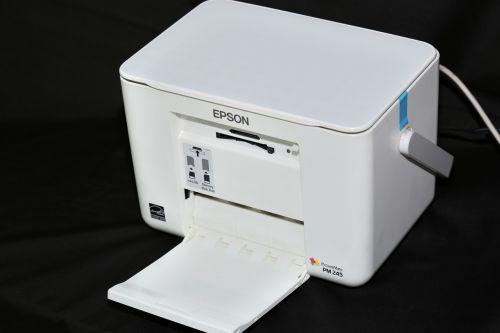 printer photo printer inkjet