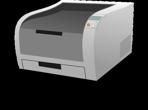 printer laser printer computer