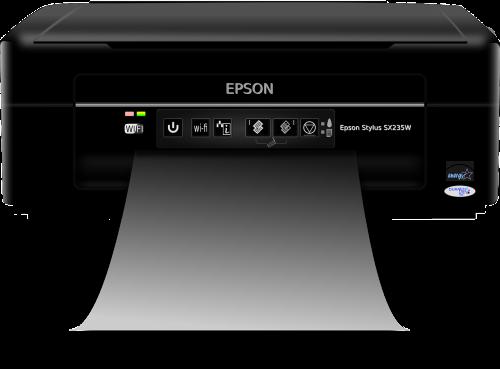 printer computer paper