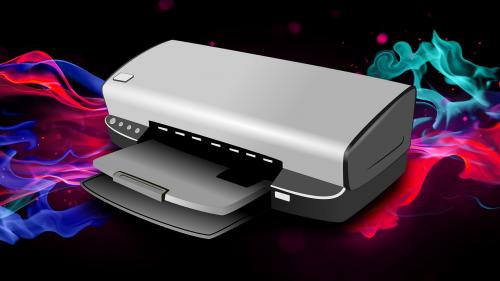 printer scanner fax machine