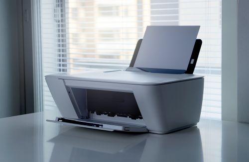 printer print machine