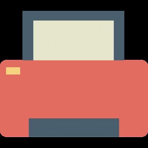 printer drawing workspace