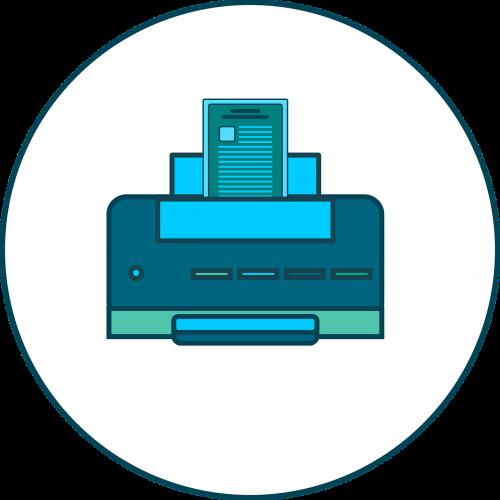 printer print out scanner