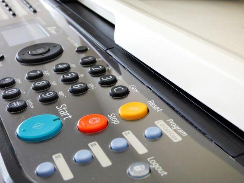 printer office work
