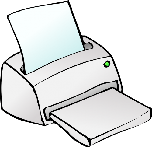 printer computer hardware