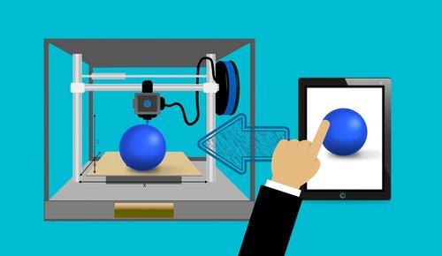 printer  3d  technology
