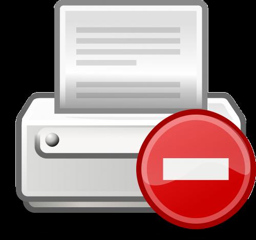 printer printer error printer offline
