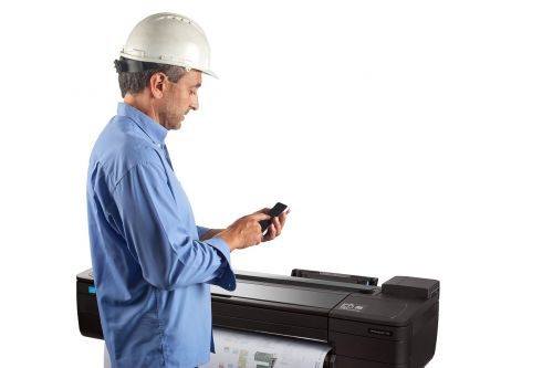 printers hp large printer a0 hp printer cad-gis