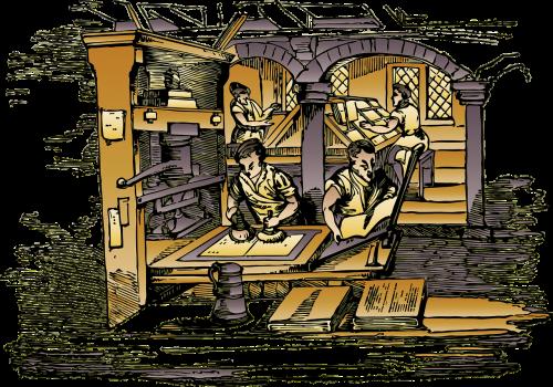 printing press printing press