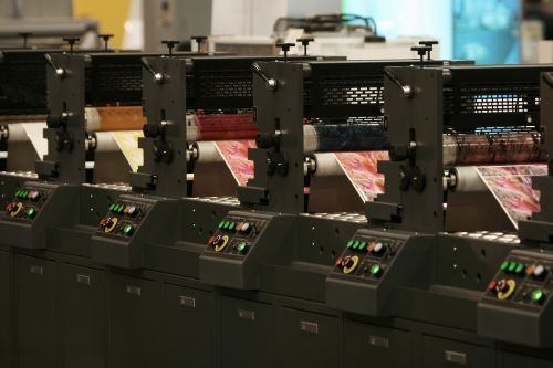 printing printing industry printing technology