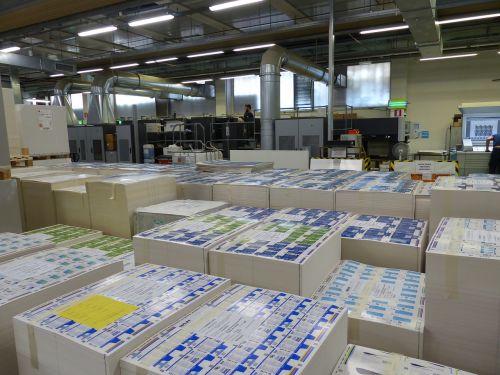 printing pallets manufacturing