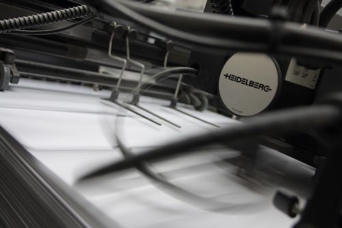 printing offset graph