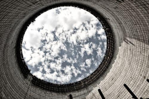 pripyat chernobyl cooling tower