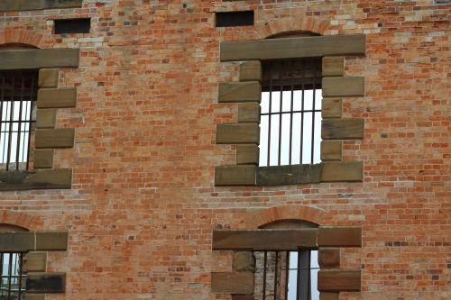 prison ruins jail