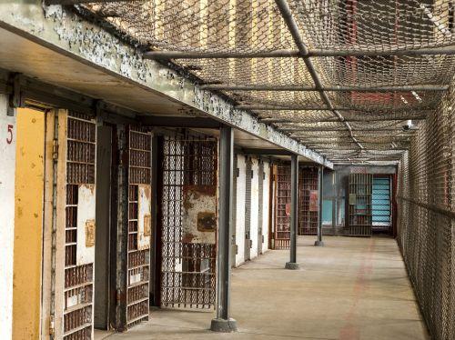 prison cell slammer