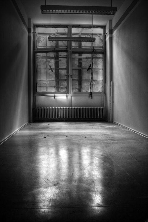 prison cell prison wing