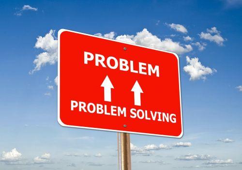 problem problem solution solution