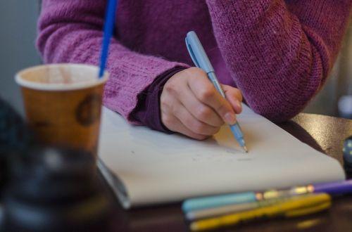 process drawing pen