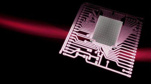 processor chip board