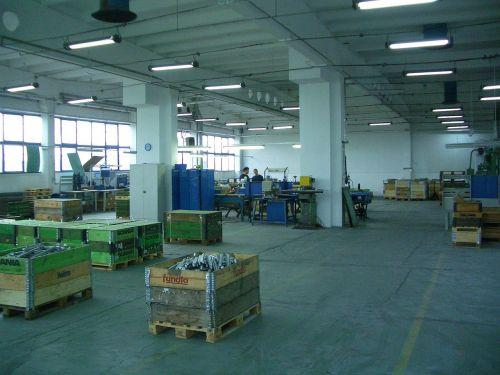 production company factory