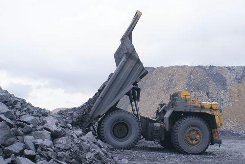 production coal minerals