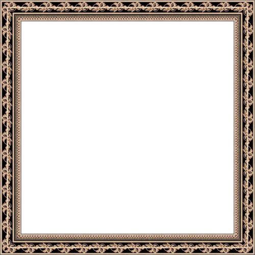 Professional Grey Black Frame