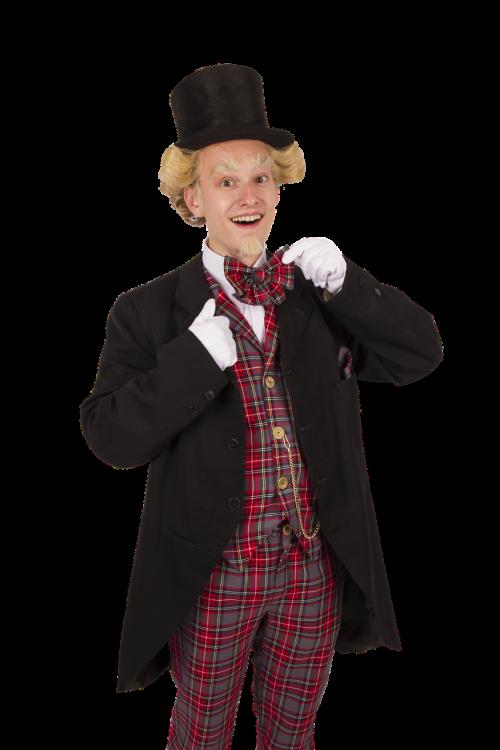 professor male character