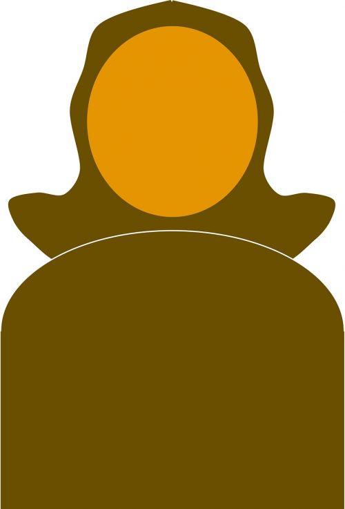 profile female female profile image