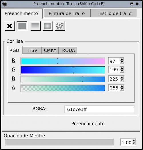 color picker software graphic