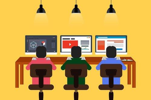 programming  designing  coworking