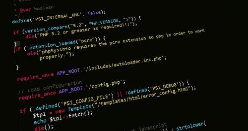 programming code development
