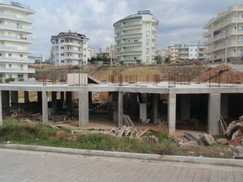 project carried out holiday house building turkey real estate