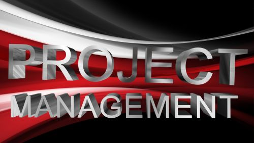 project management cover page business